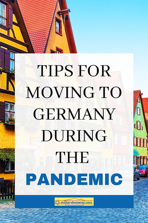 Moving to Germany During the Pandemic