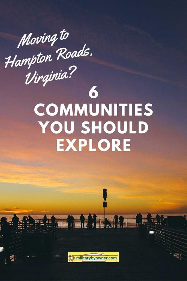 Moving to Hampton Roads