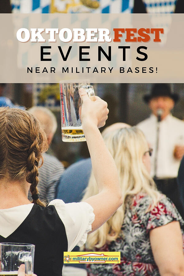 Oktoberfest Events Near Military Bases