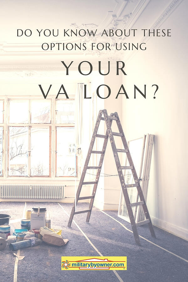 Options for Using your Va Loan