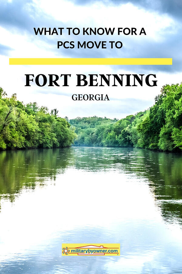 PCS Move to Fort Benning