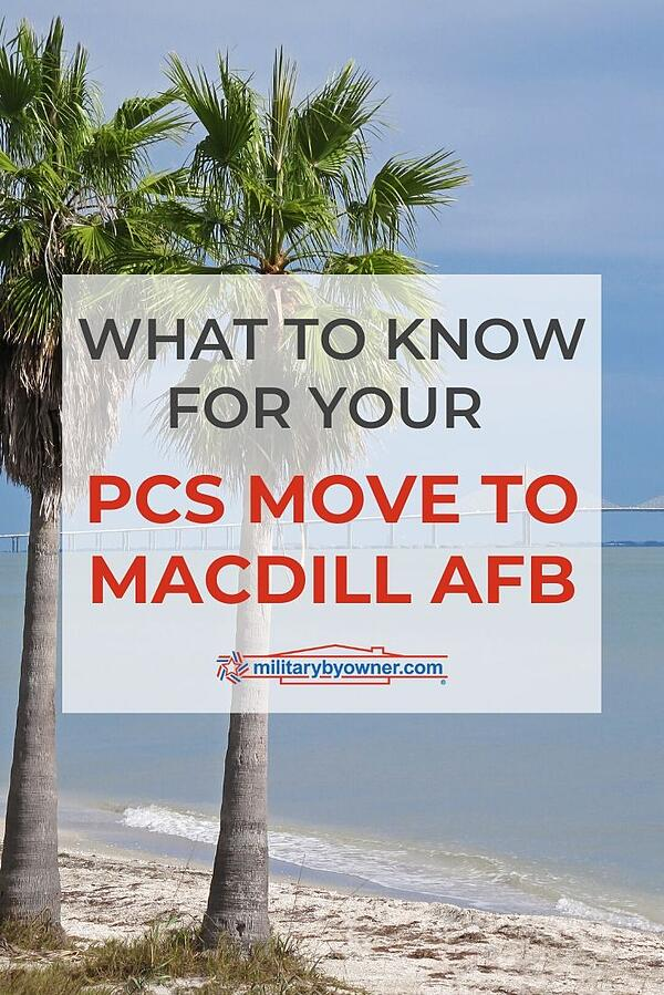 PCS Move to MacDill