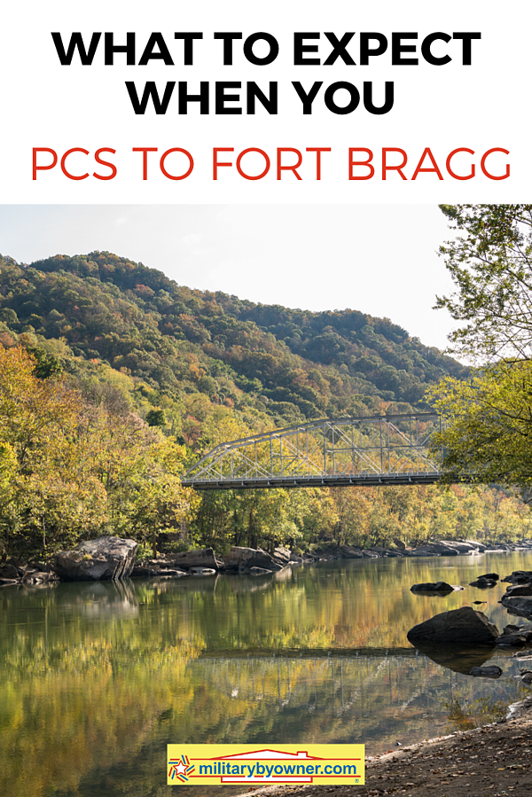 PCS to Fort Bragg