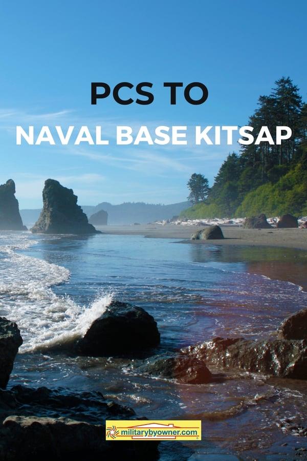 PCS to Naval Base Kitsap