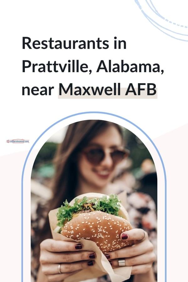 Prattville Restaurants Near Maxwell AFB-1