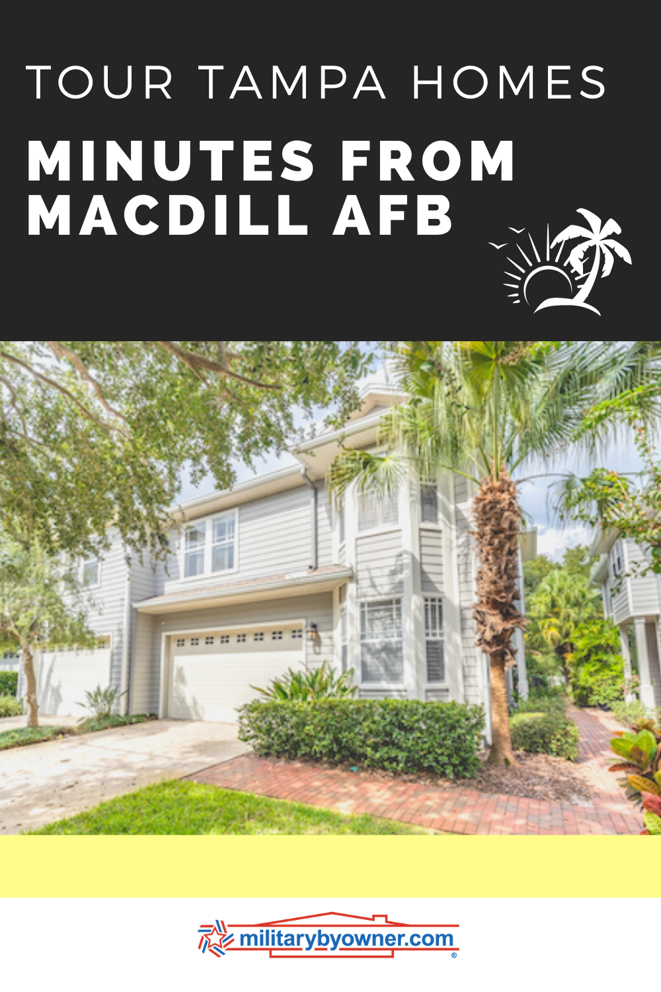 Tampa Homes Near MacDill AFB