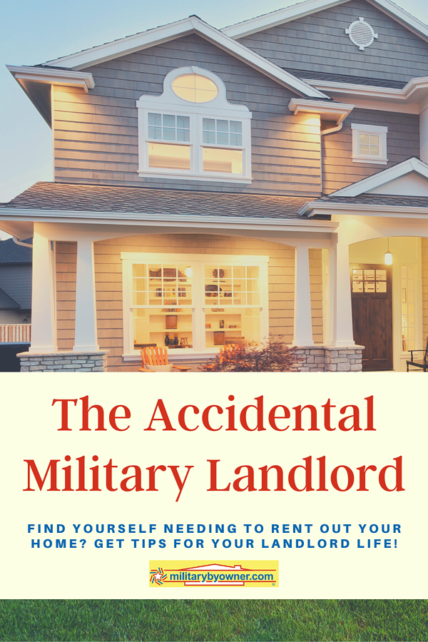 The Accidental Military Landlord