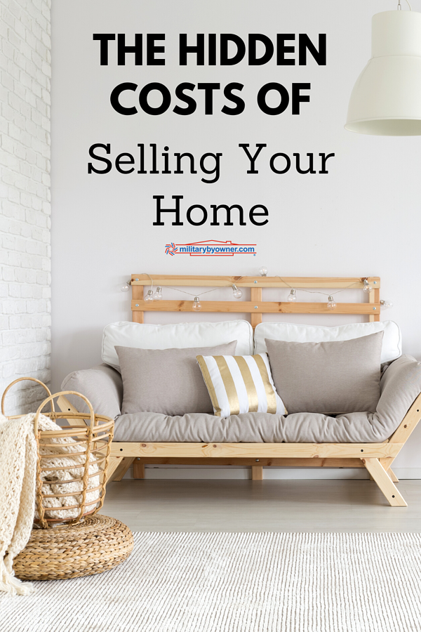 The Hidden Costs of Selling Your Home