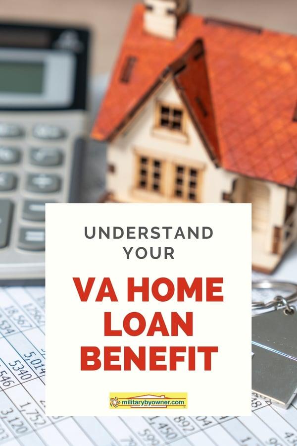 Understand Your VA Home Loan Benefit