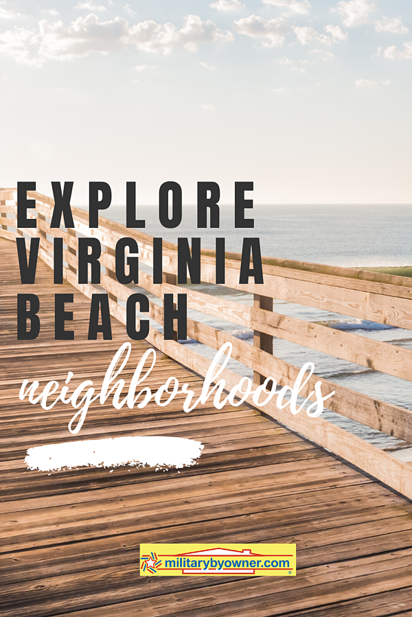 VA Beach neighborhoods
