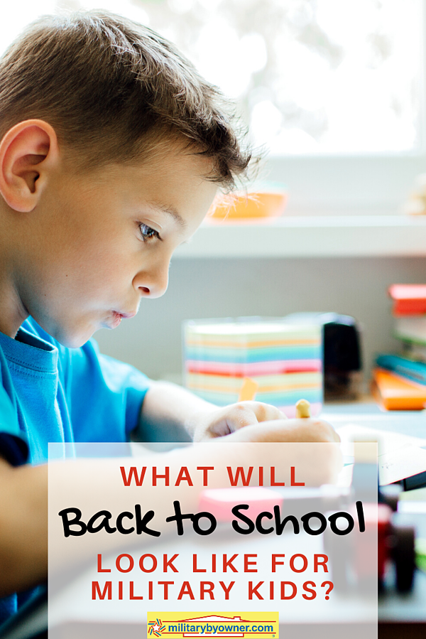 What Will Back to School Look Like for Military Kids_