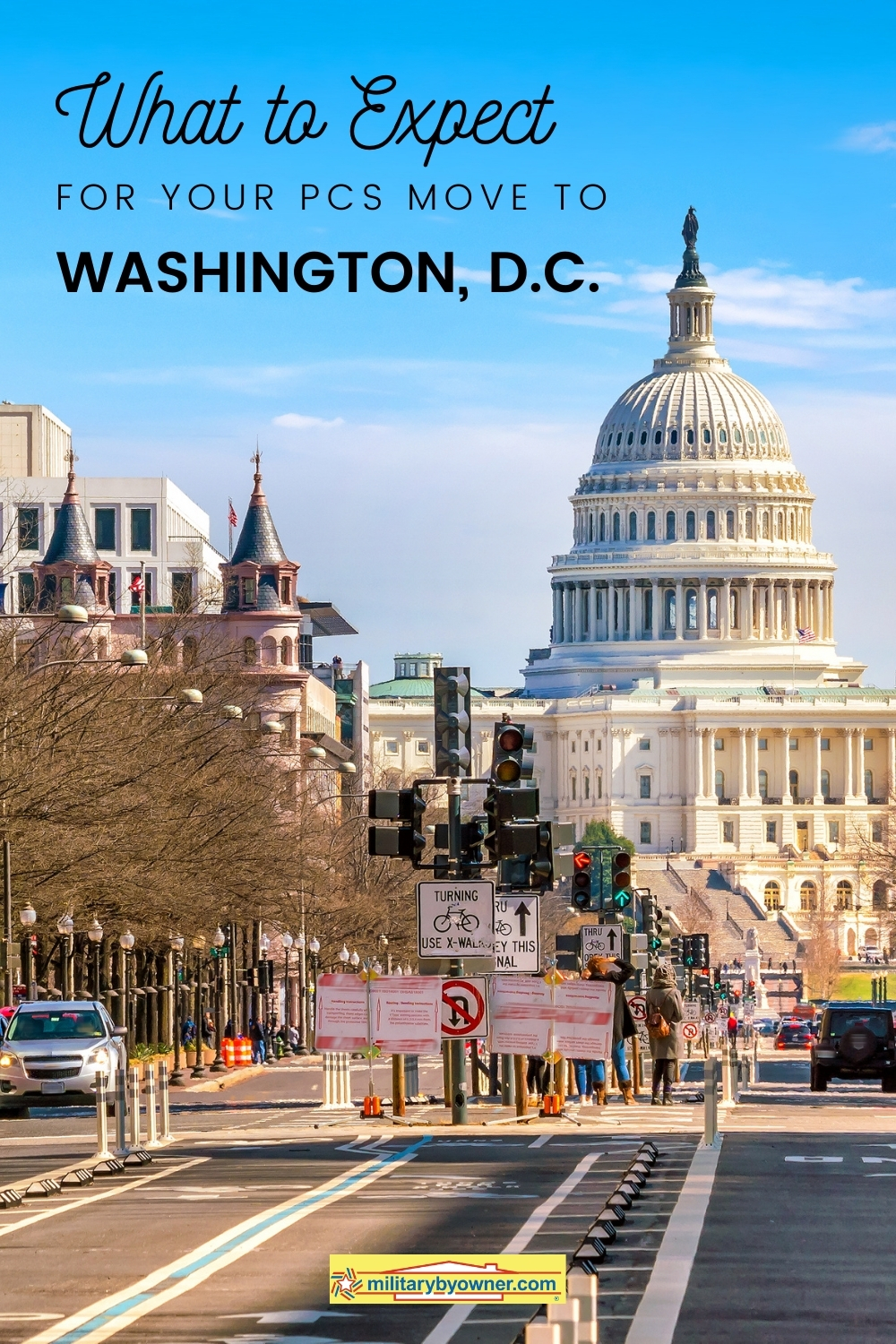 What to Expect for Your PCS Move to Washington, DC