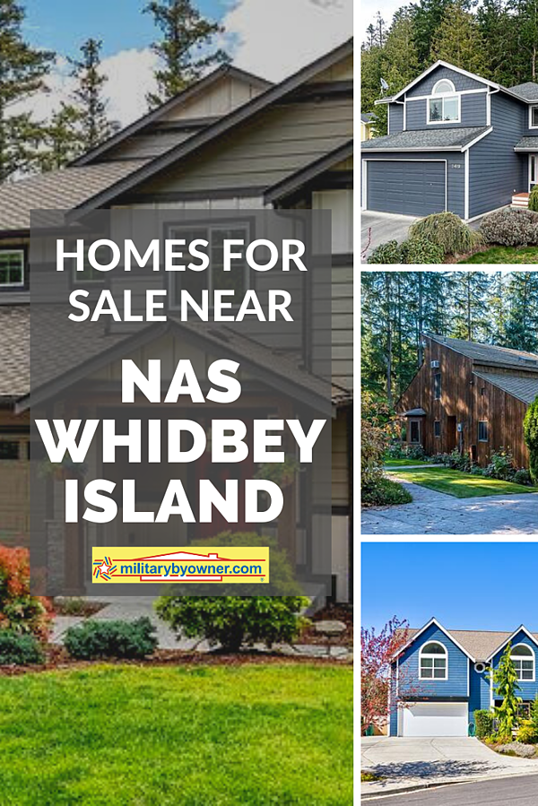 Whidbey Island Homes