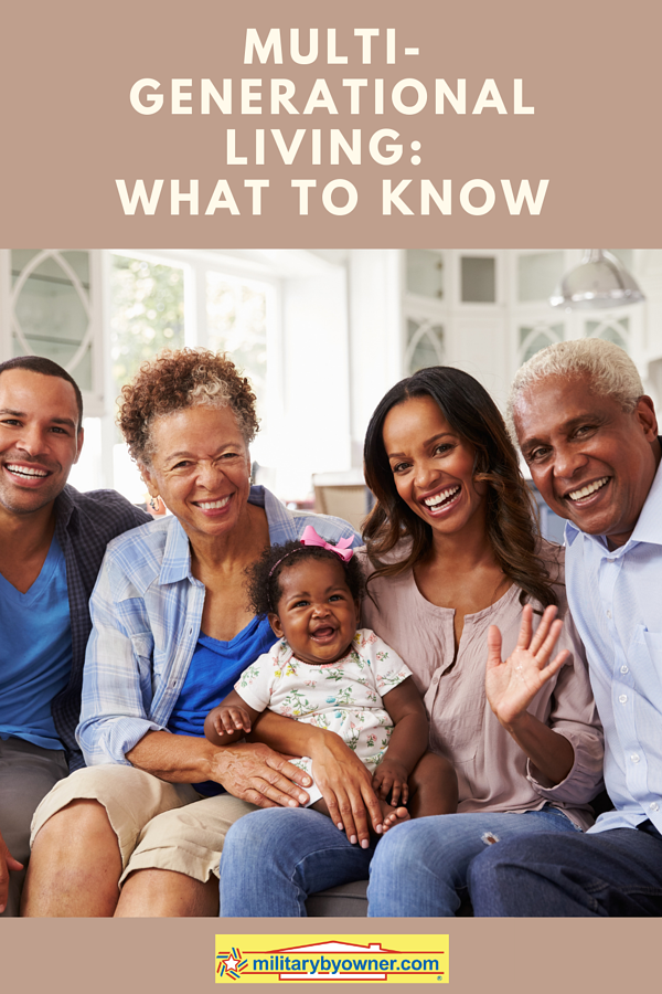 Multi-Generational Living: What to Know