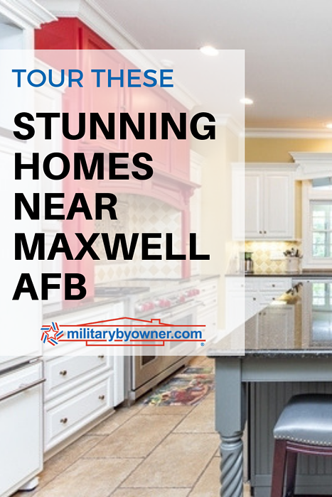 Tour Stunning Homes Near Maxwell AFB