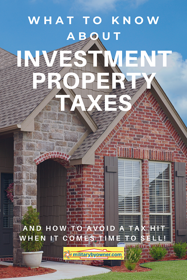 What to Know About Investment Property Taxes (1)