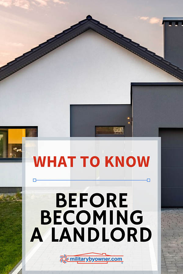 What to Know Before Becoming a Landlord