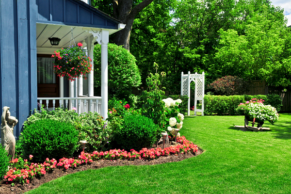 Amp up your curb appeal