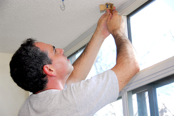 Learn how to install weatherstripping.