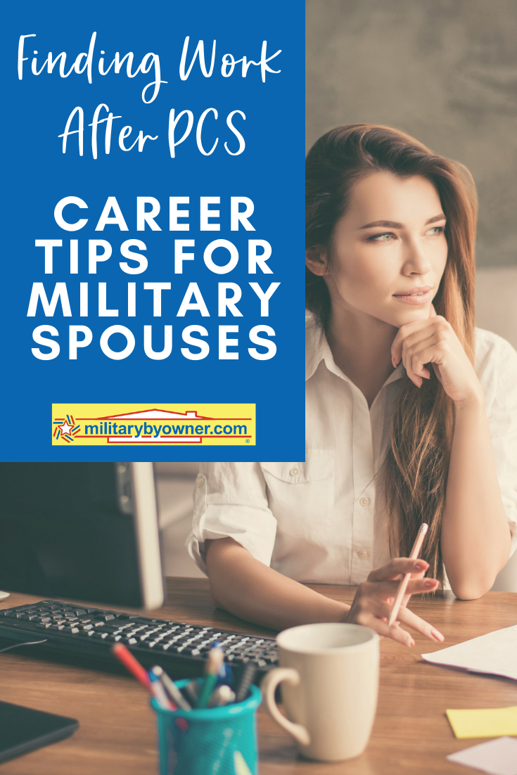 Career Tips for Military Spouses