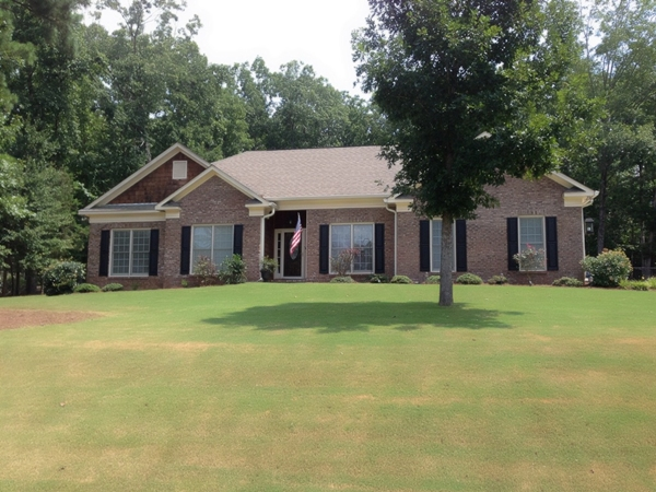 Fort Benning Home for Rent Spring Hill Drive