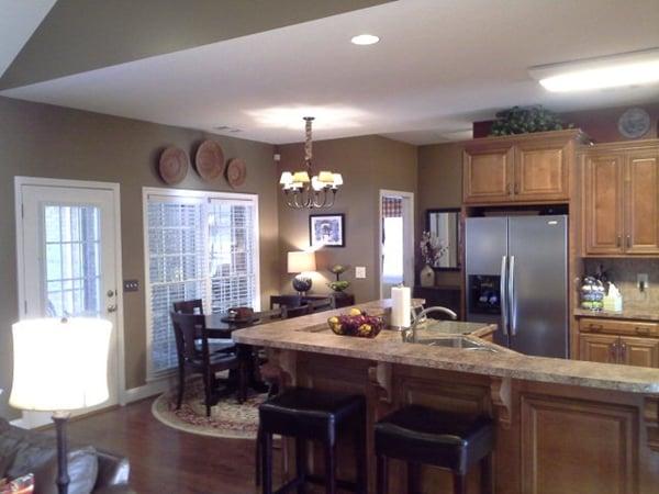 Spring Hill Drive Kitchen