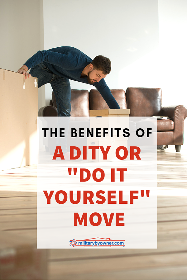 The Benefits of a DITY Move