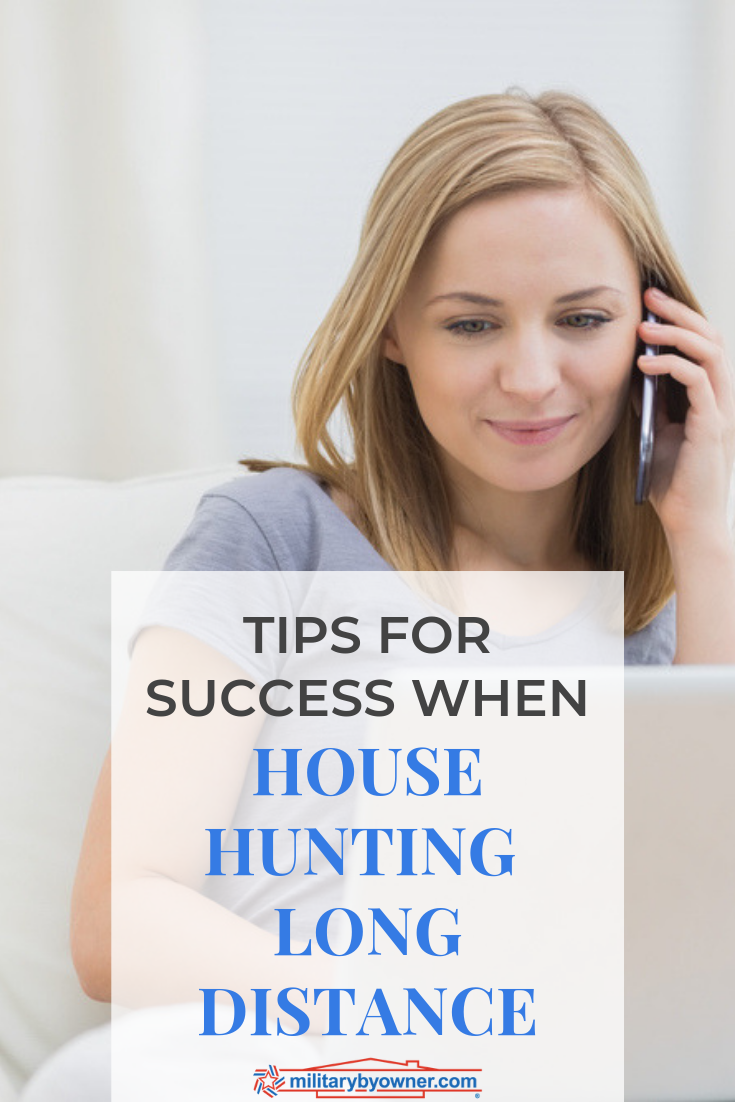Tips for Success When Househunting Long Distance