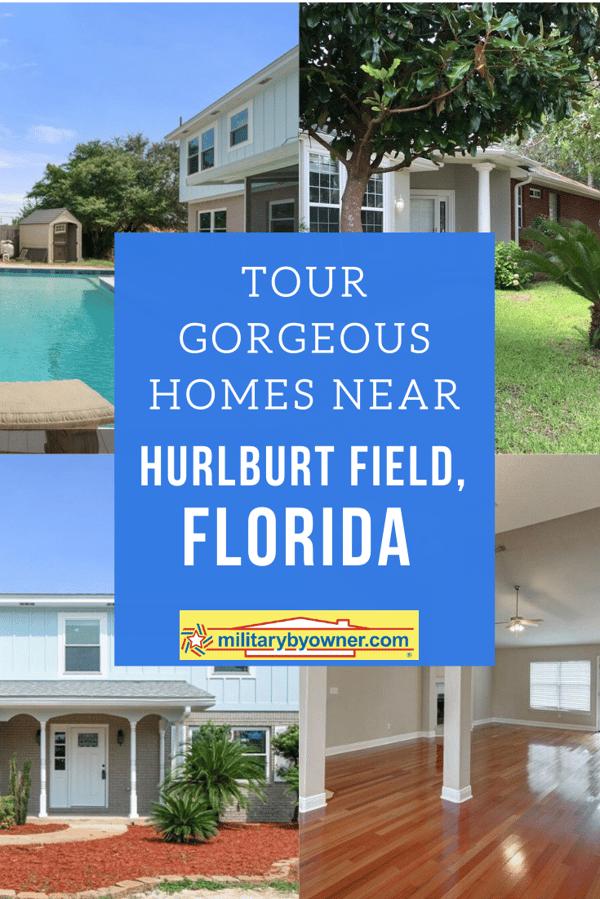 Tour Gorgeous Homes Near Hurlburt Field Florida