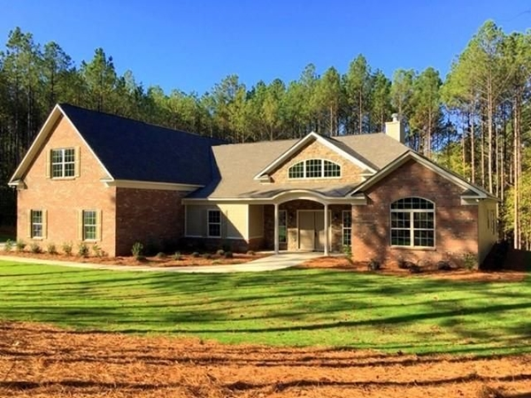 Waverly Hall Exterior Home for Sale Near Fort Benning