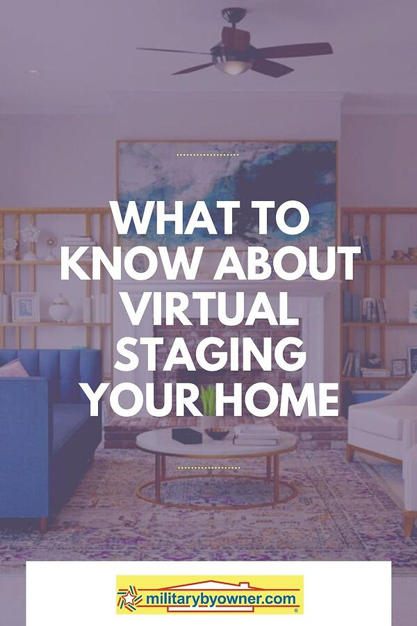 What to Know About Virtual Staging Your Home