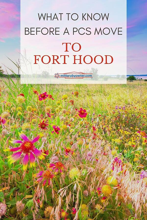 What to Know Before a PCS Move to Fort Hood