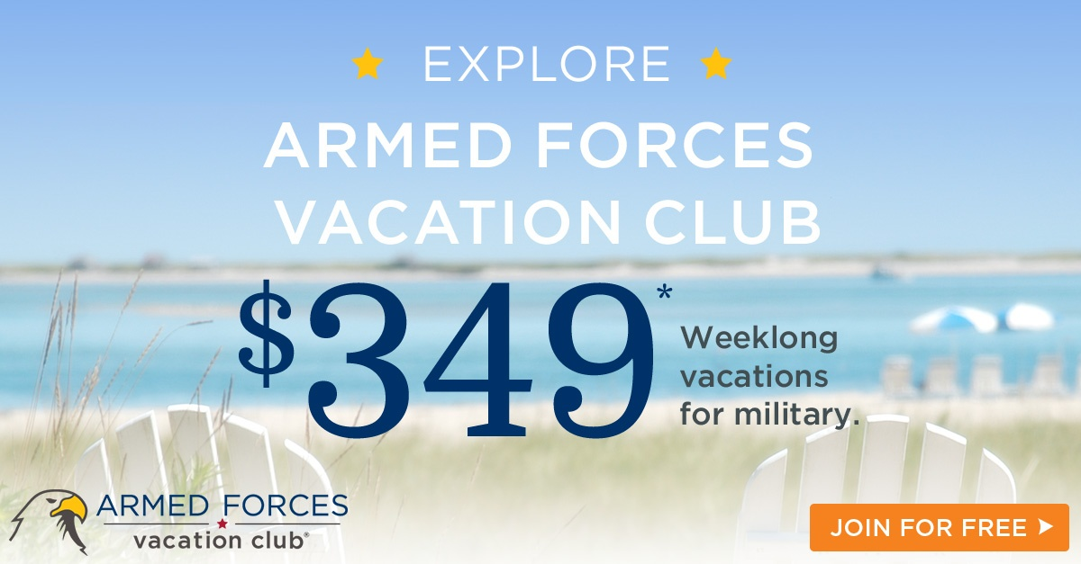 Plan Your Winter Getaway With Armed Forces Vacation Club