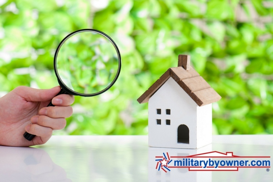 A VA home loan requires a mandatory home inspection.