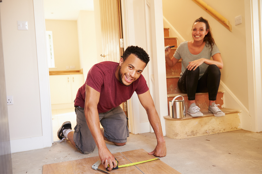 Home ownership brings responsibilities.