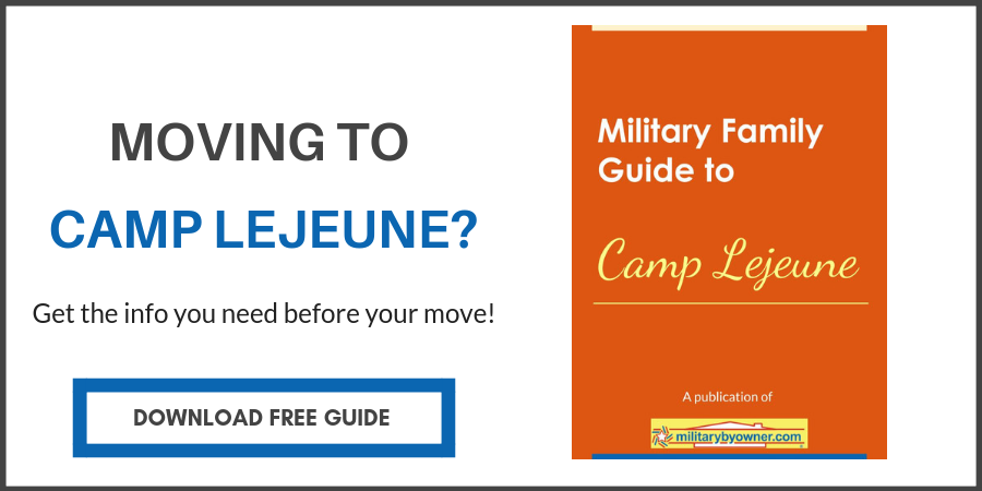 Military Family Guide to Camp Lejeune