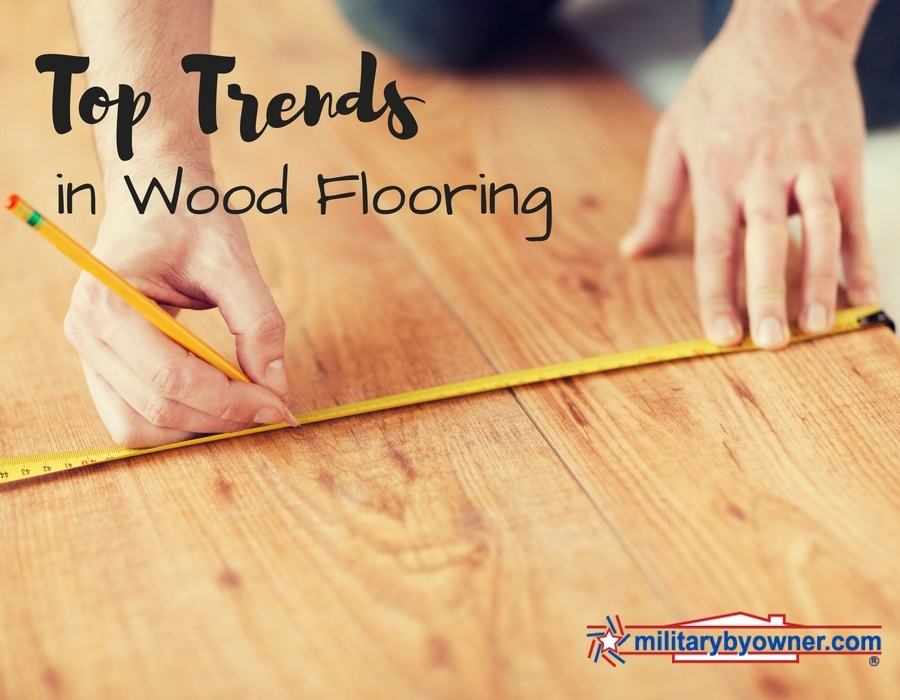 Top Trends in Wood Flooring